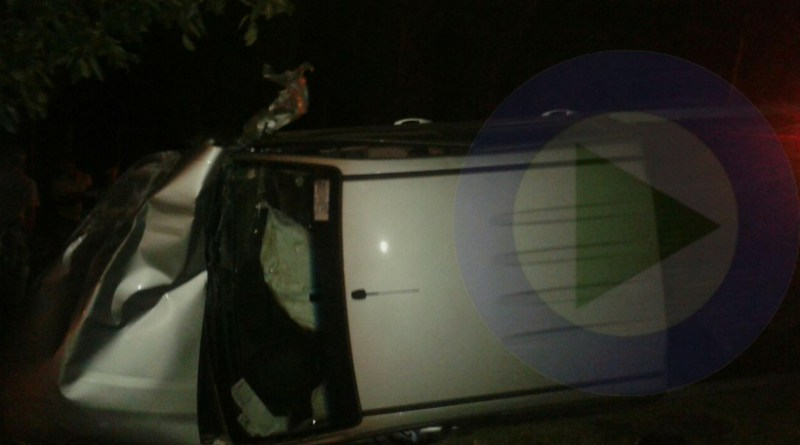 Falleció el conductor de la Kangoo accidentada en Humboldt